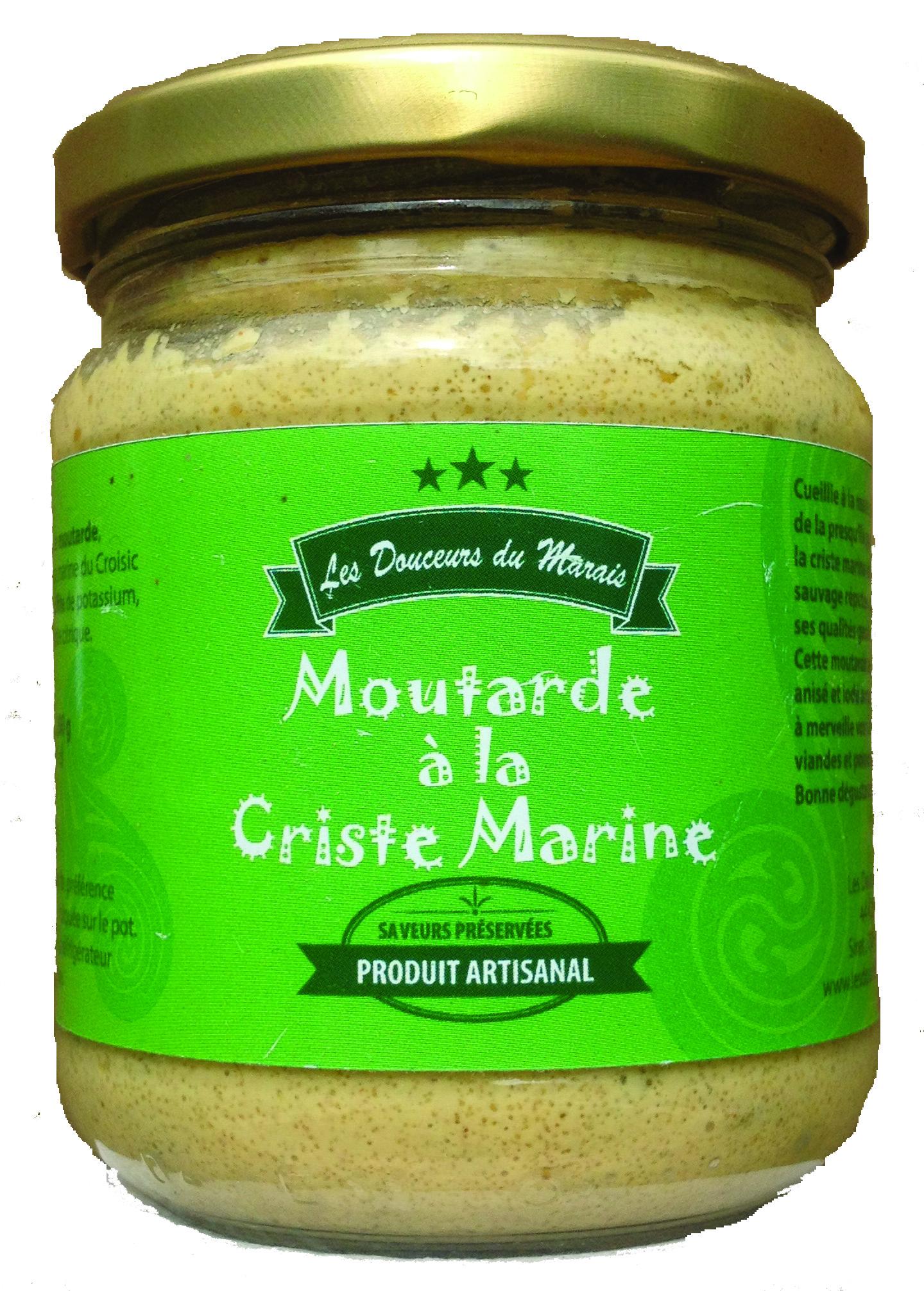 moutarde à la criste marine