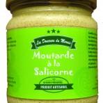 Moutarde à la salicorne – 90g