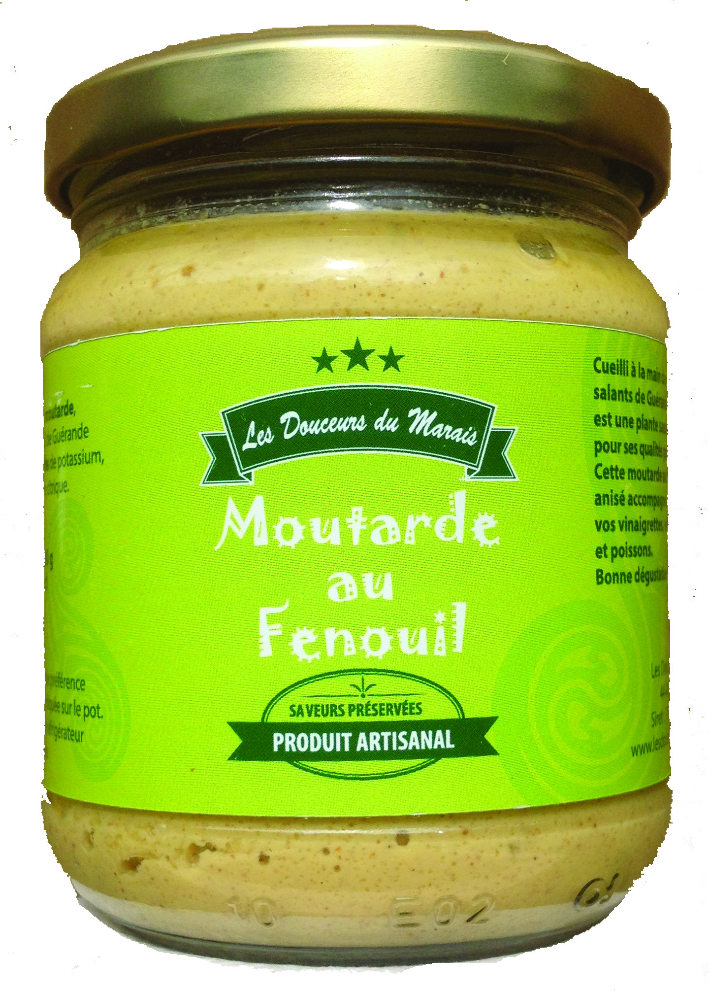 moutarde fenouil