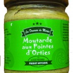 Moutarde aux pointes d'orties – 90g