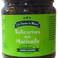 salicornes en marinade